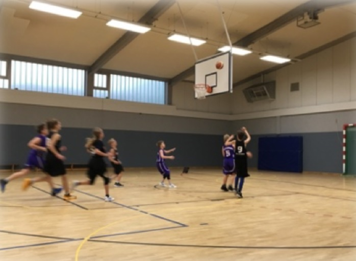 Englisch-Basketball-Camp